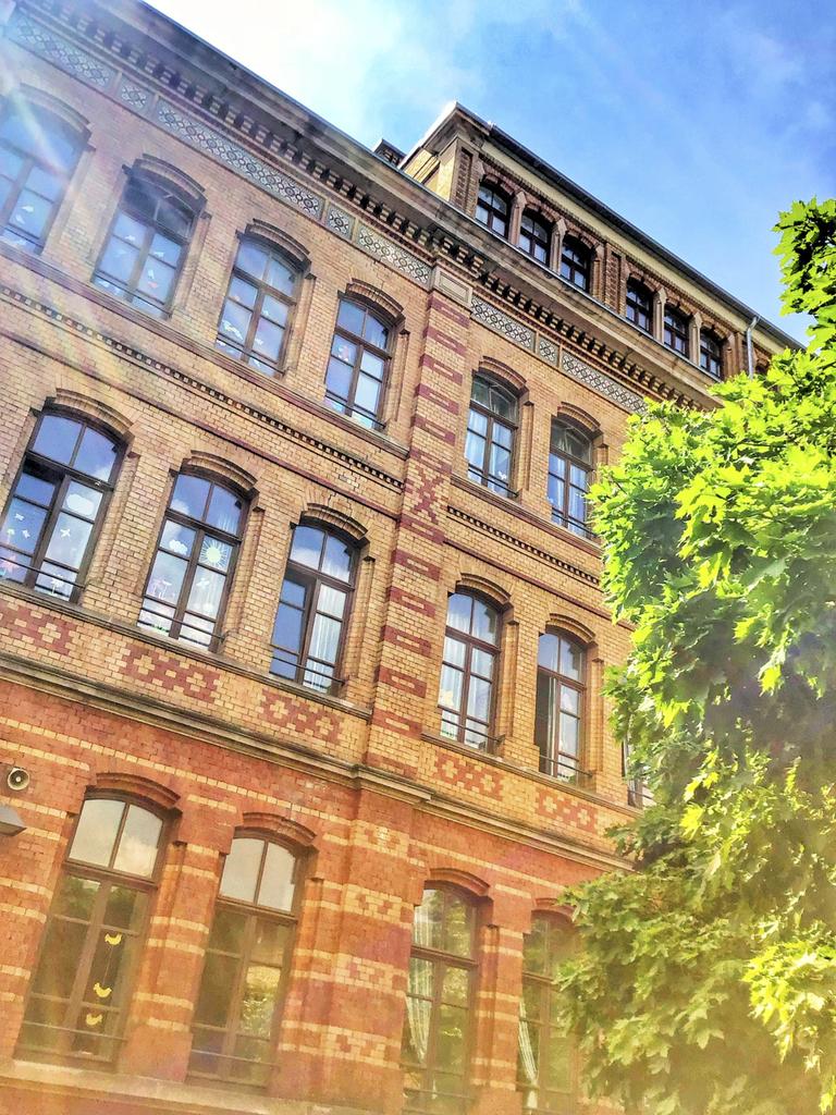 Eisgrubschule Mainz Schulgebäude